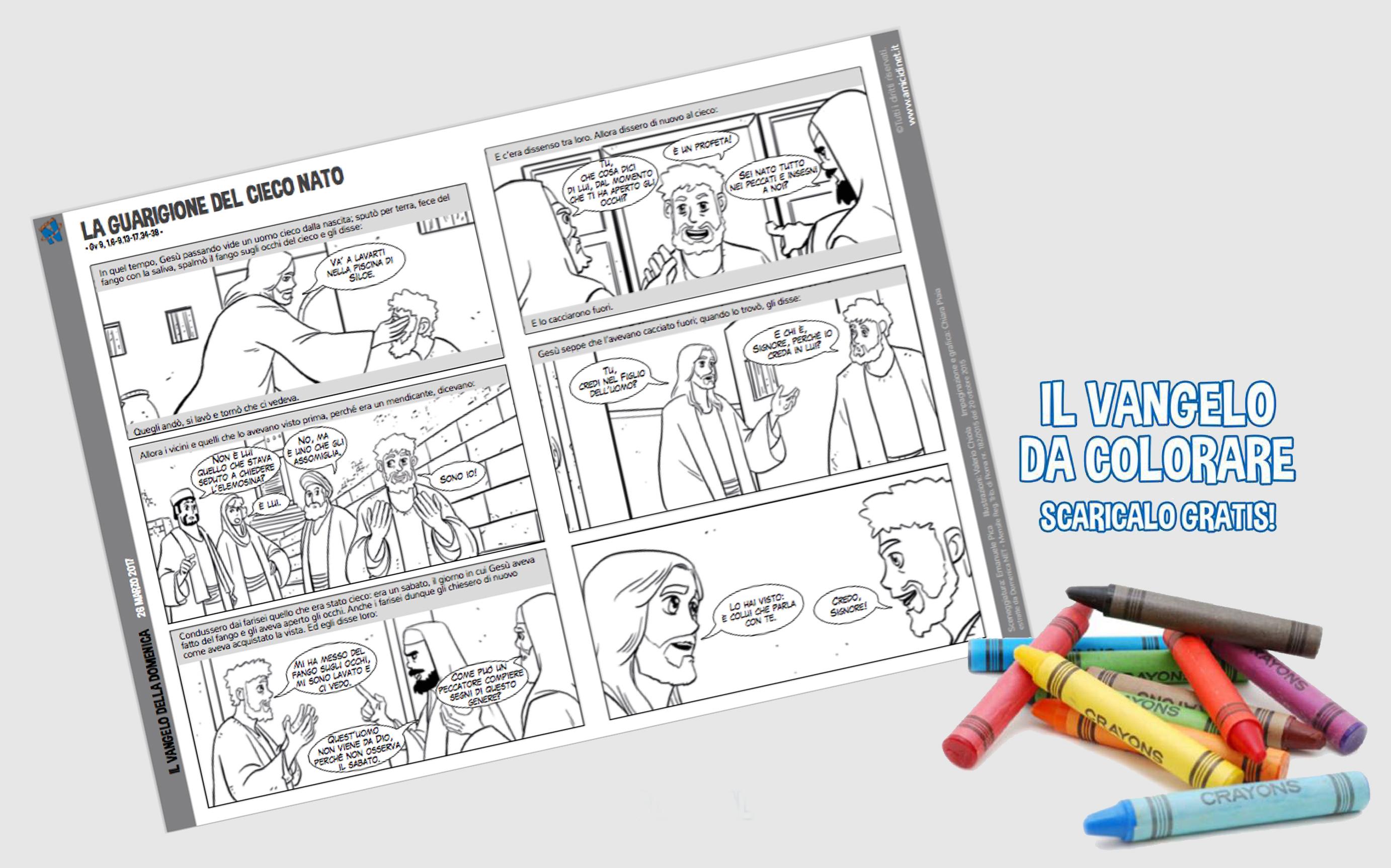 Il vangelo da colorare per aiutare i bambini a conoscere - Immagini del treno per colorare ...